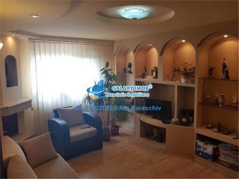 Vanzare apartament 3 camere confort 1 in Targoviste, Micro 12, Minion