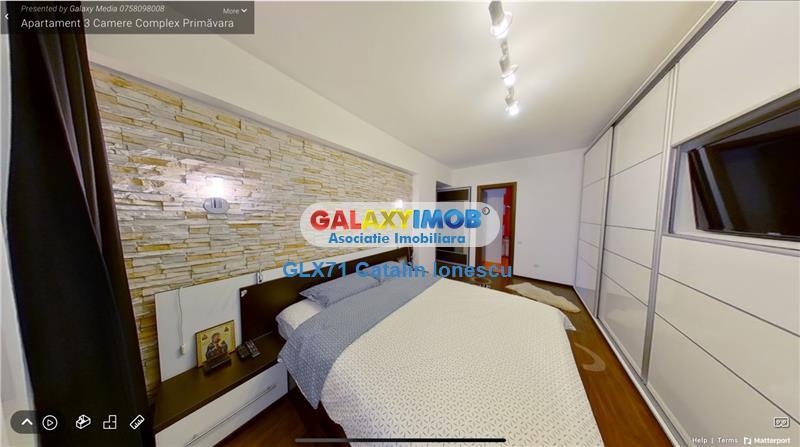 0% Cumparator Vanzare apartament 3 camere Prel Ghencea Primavara