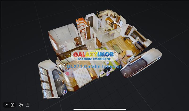 Vanzare apartament 3 camere Tineretului Parcul Lumea Copiilor