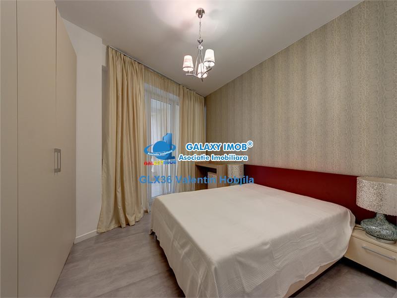 Vanzare apartament 4 camere lux Herastrau mobilat lux