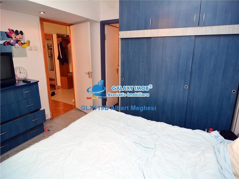 Vanzare Apartament 3 Camere Teiul Doamnei Bloc 1986