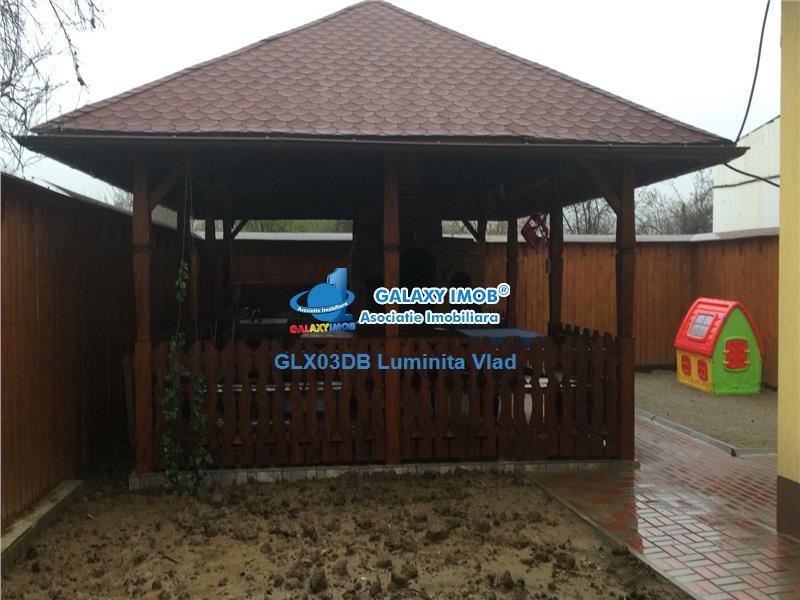 Vanzare casa 4 camere Ghirdoveni 110mp + 1200mp teren arabil bonus
