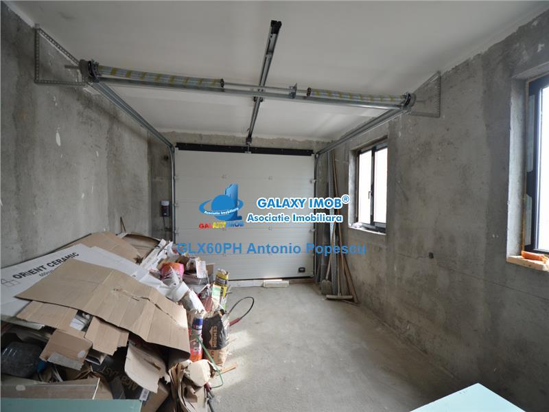 Vanzare casa 5 camere, de lux, constructie noua, in Paulestii Noi