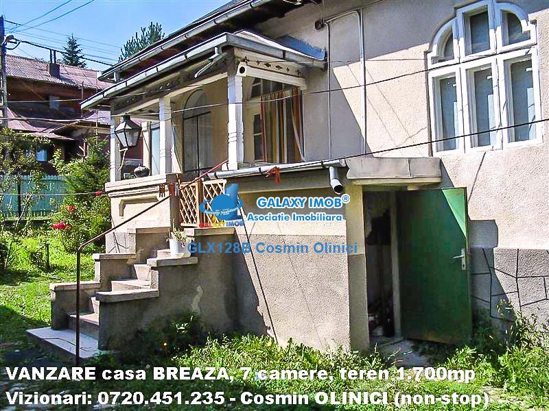 VANZARE casa BREAZA stradal - Info: 0 7 2 0 - 4 5 1 - 2 3