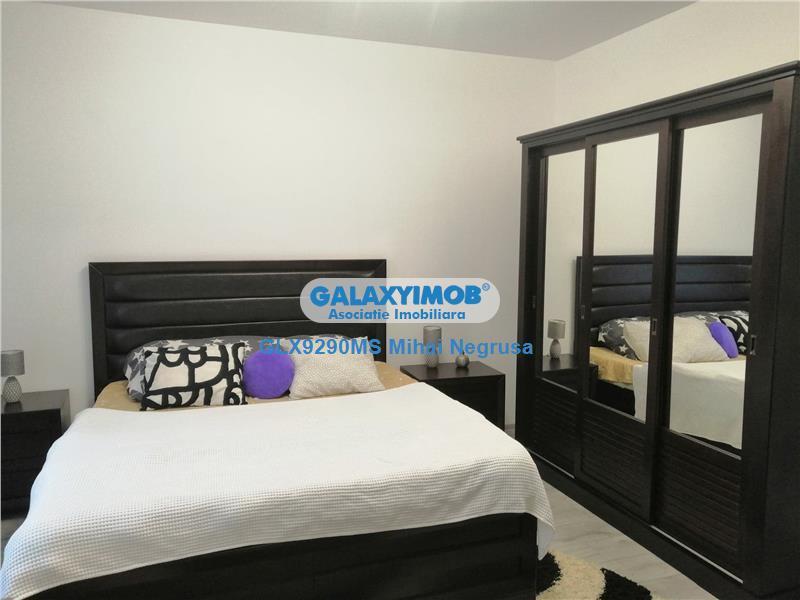 Vanzare casa cu 2 camere, complet mobilata si utilata, in 7 Noiembrie