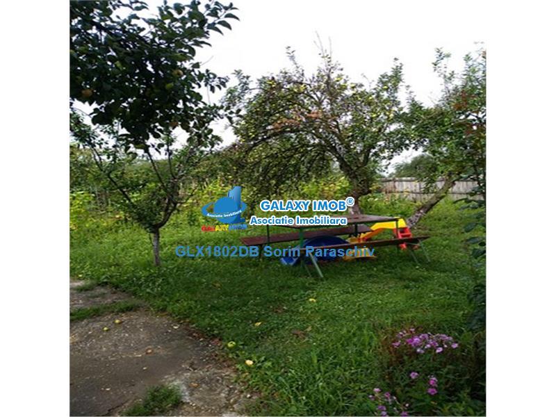 Vanzare Casa in Uliesti, la 60 km de Bucuresti si 50 km de Targoviste