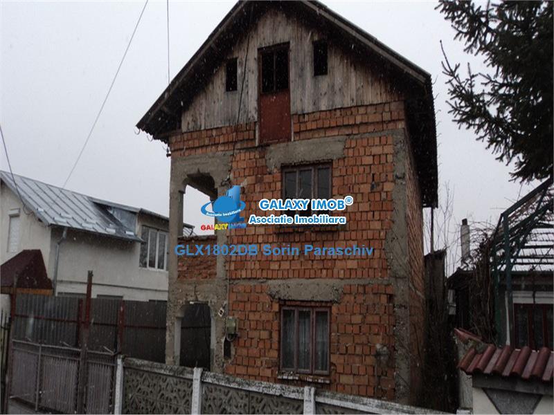 Vanzare Casa P+1 si pod in Aninoasa sat Sateni, 6 km de Targoviste
