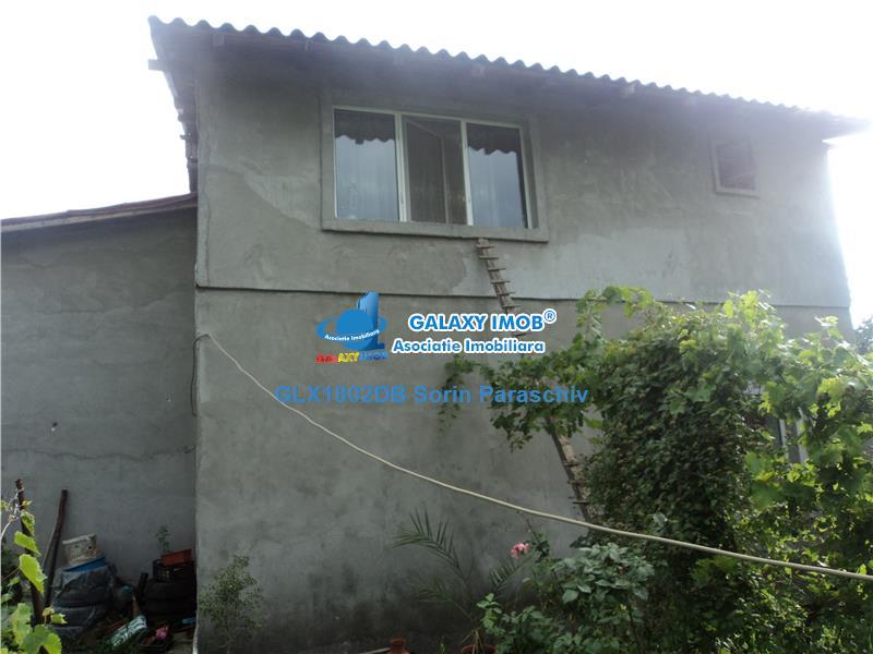 Vanzare Casa P+1 si pod si 970 m.p. teren in Targoviste, Suseni