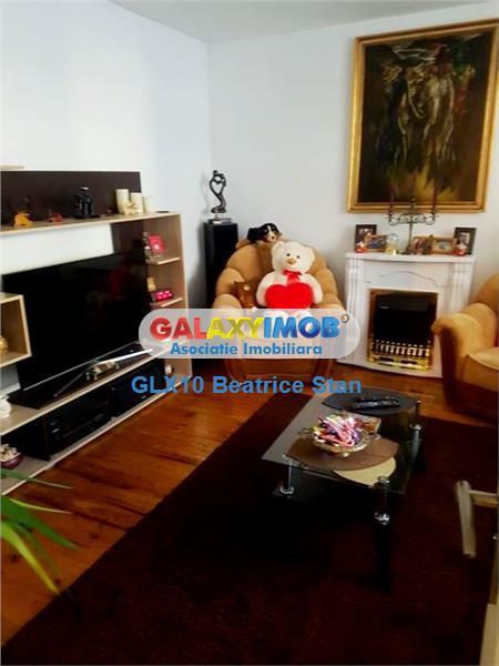 Vanzare casa parter 3 camere renovata B-dul Dacia / Mircea Vulcanescu
