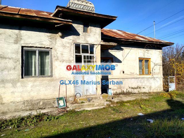 Vanzare casa Targoviste, exterior sud