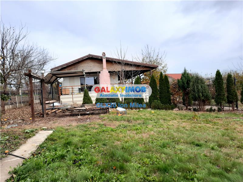 Vanzare  casa de  vacanta  ,rezidenta  Petrechoaia    Vanatori   lac