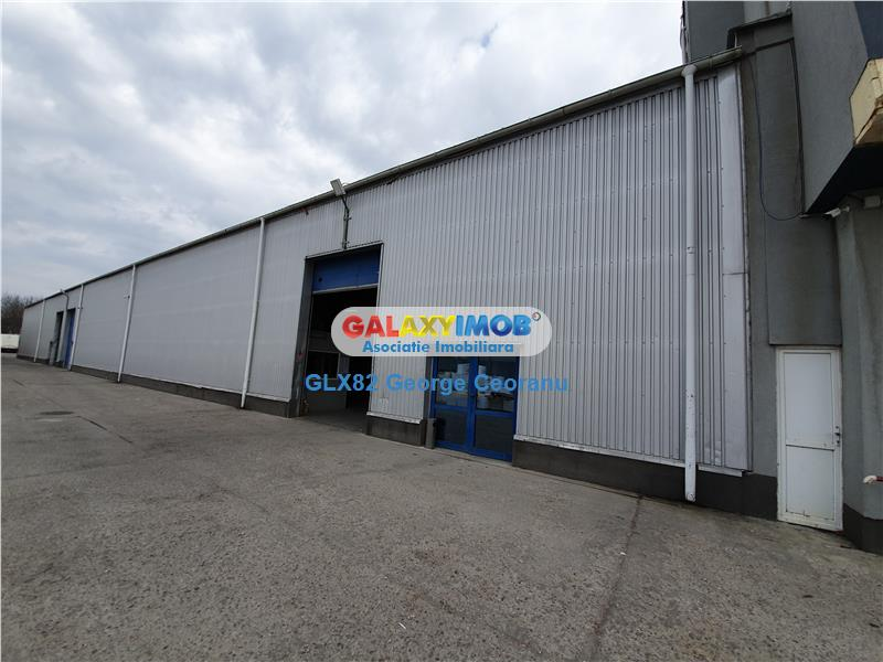 Vanzare hala depozitare/productie  Berceni Metalurgiei