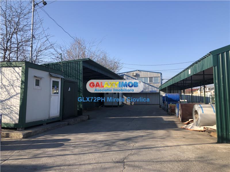 Vanzare hala in zona industriala Prahova DN1