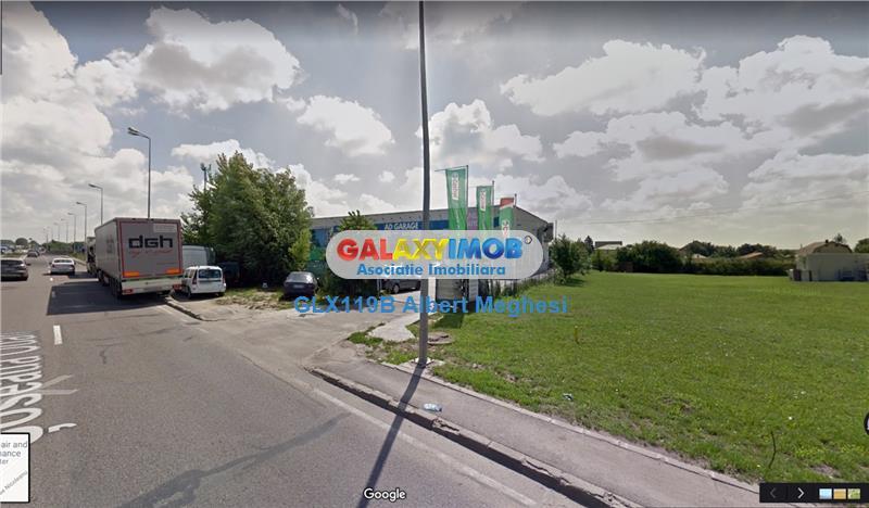 Vanzare Hala Industriala 1876 mp+Teren 3890 mp Sos Odai