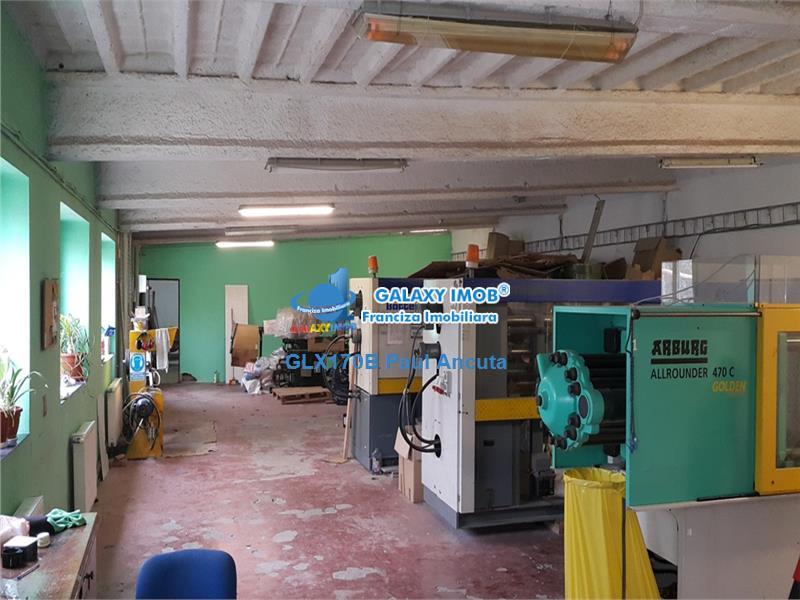 Vanzare Hala Spatiu Industrial Complex Progresul