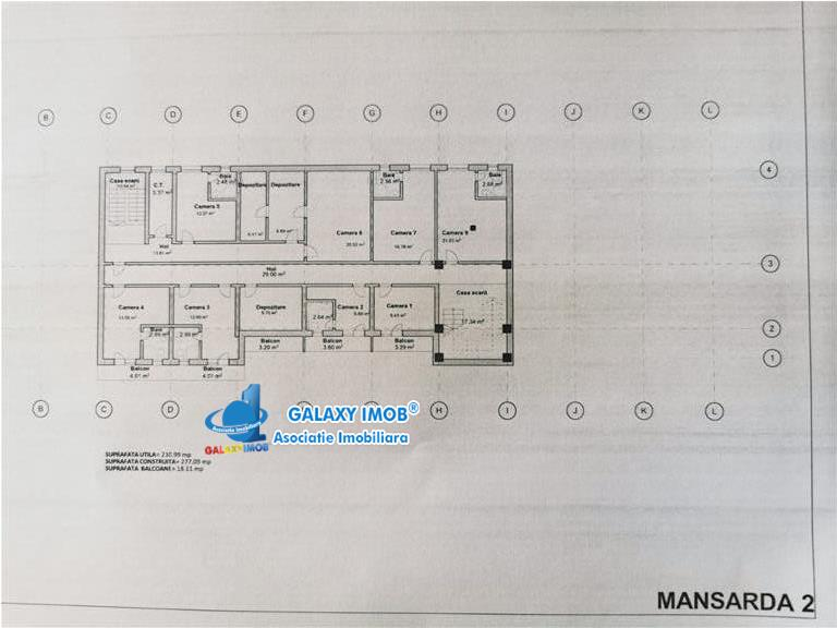 Comision 0! Vanzare imobil D+P+4E, Ploiesti, zona Afi Mall