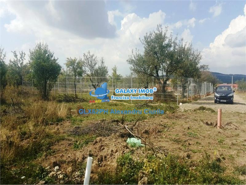 Vanzare loturi de teren intravilan in Paulesti, zona Gageni