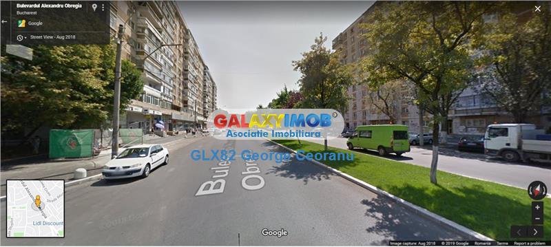 Vanzare spatiu pe colt  280mp Berceni Obregia randament 10,5%