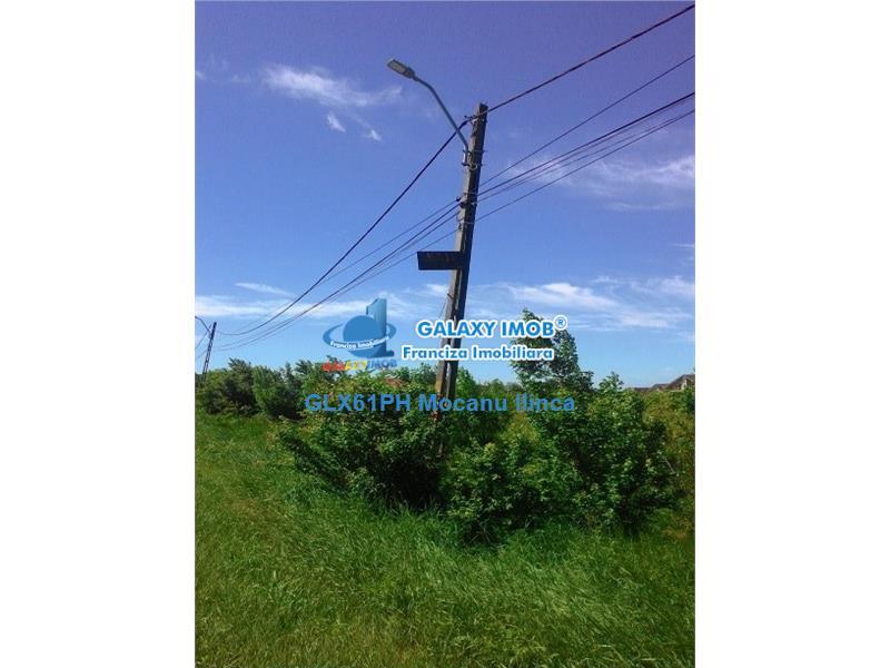 Vanzare teren 4500 mp, com. Butimanu, jud. Dambovita