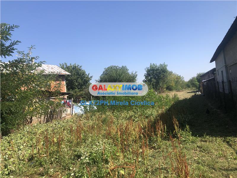 Vanzare teren Baicoi
