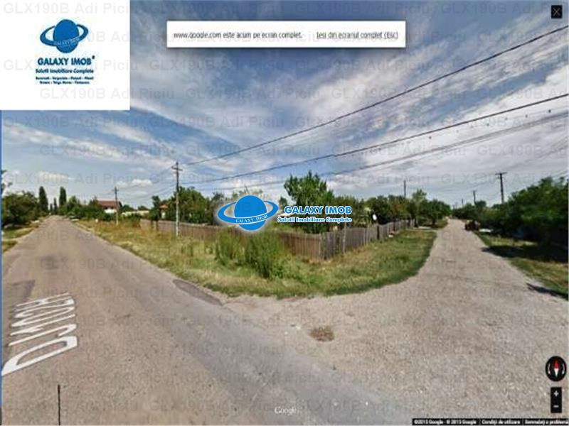 Vanzare Teren + Casa Cotorca - Glodeanu Silistea