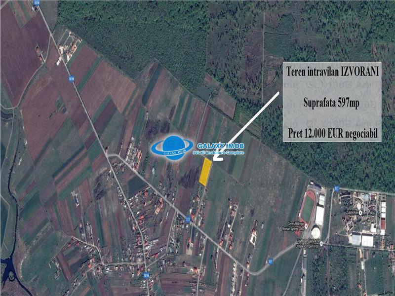 Vanzare teren Ciolpani