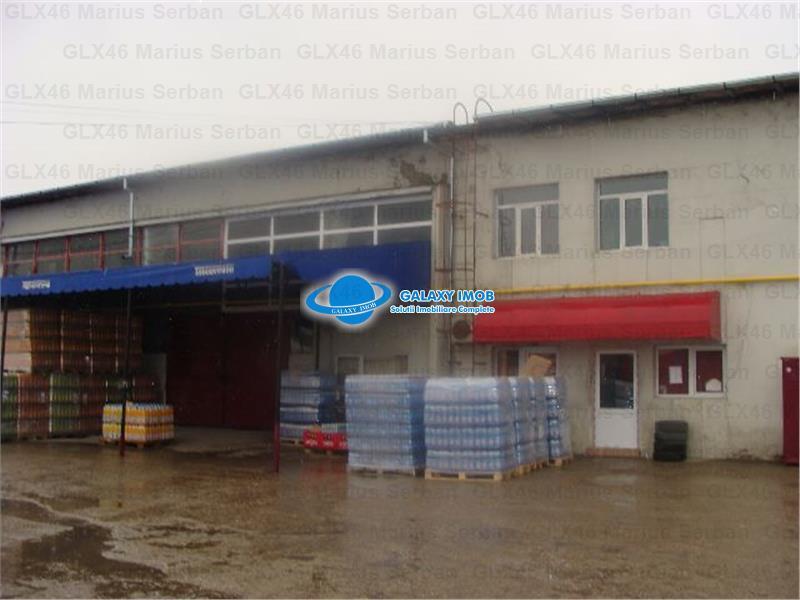 Vanzare teren industrial, cu constructii, Targoviste