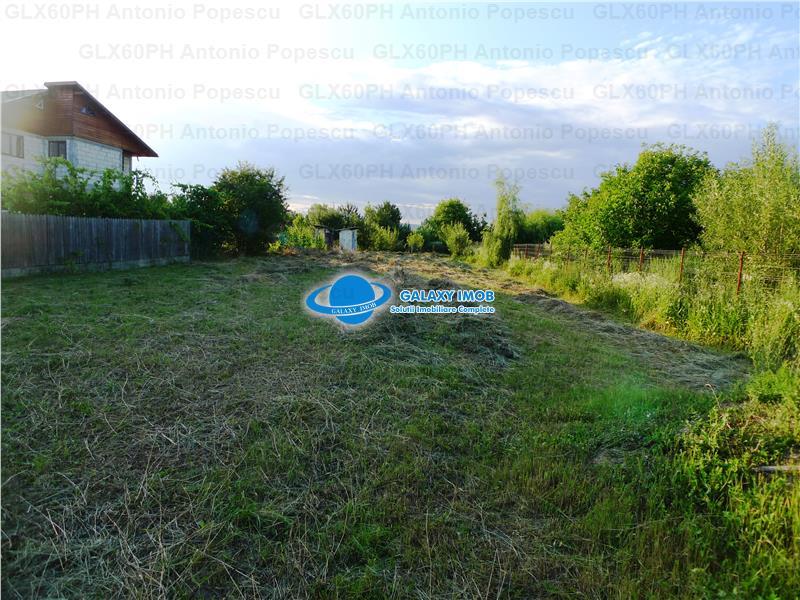 Vanzare teren in Prahova, comuna Lipanesti, zona rezidentiala.