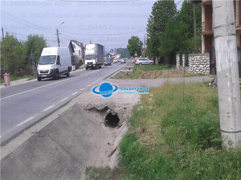 Vanzare teren intravilan Valea Ursului, Pitesti