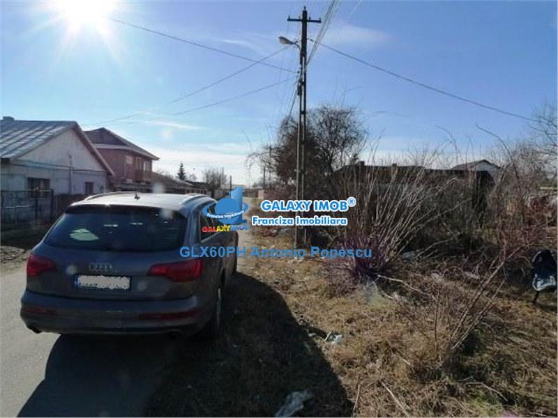 Vanzare teren intravilan, in Tatarani, situat la 3 km de Ploiesti.