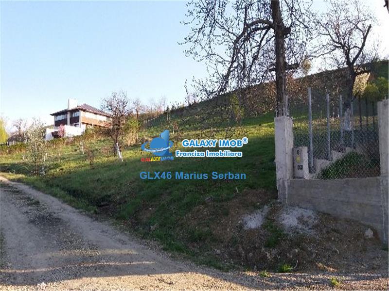 Vanzare teren intravilan, Razvad, Valea Voievozilor