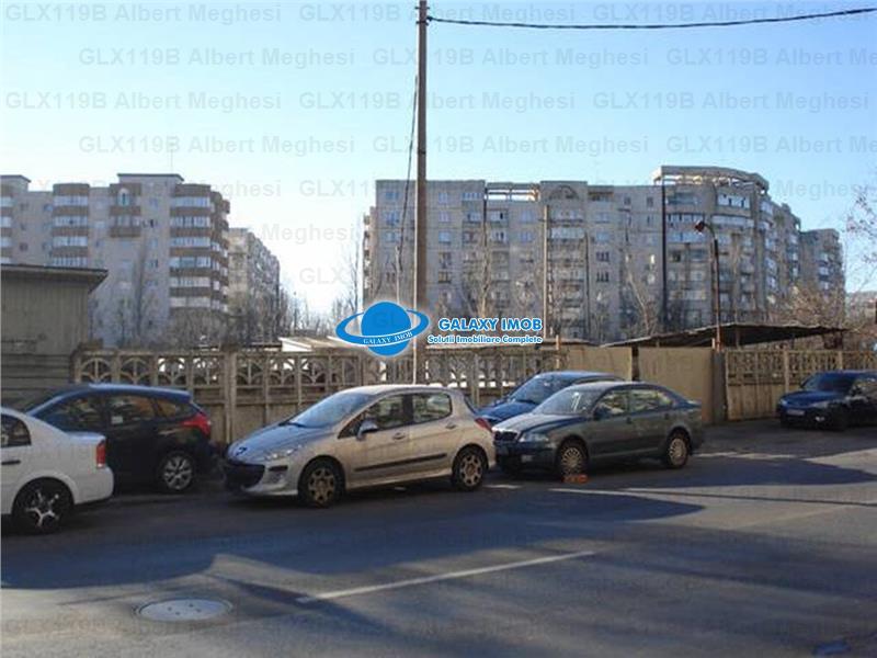 Vanzare Teren P+9+2M Metrou Costin Georgian