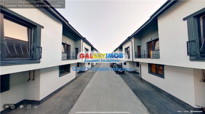 Vanzare vila 5 camere complex rezidential Drumul Taberei