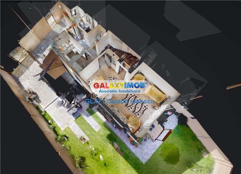Vanzare vila 4 camere Prelungirea Ghencea Maracineni