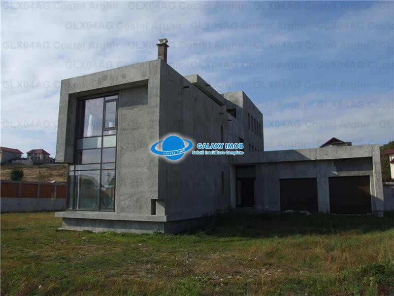 Vanzare vila deosebita, proiect mediteranean Trivale, Pitesti