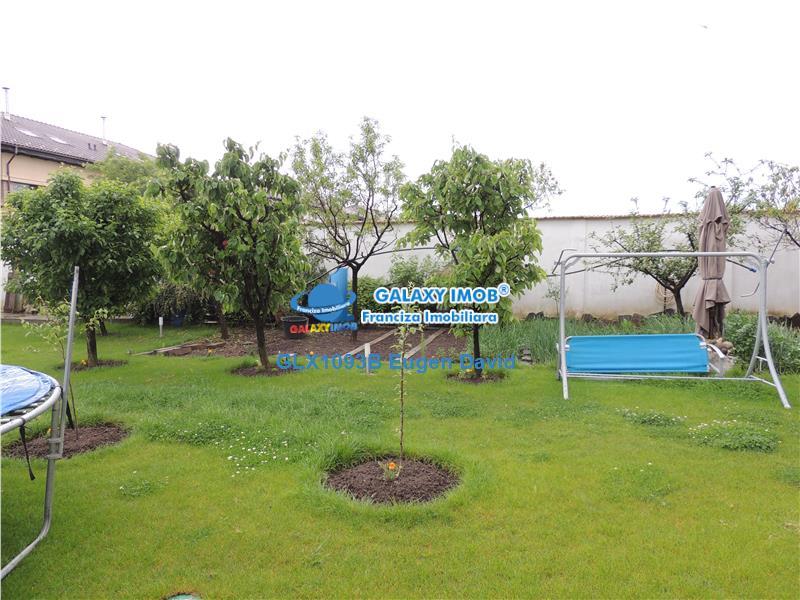 Iancu Nicolae, vanzare-inchiriere vila s+p+2+m, teren 1150mp, piscina