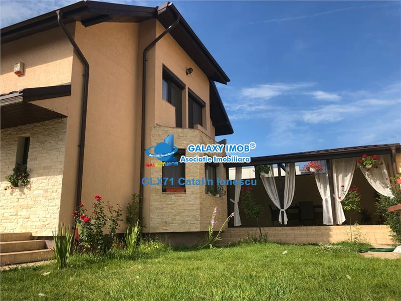 Vanzare vila lux 4 camere Militari Chiajna