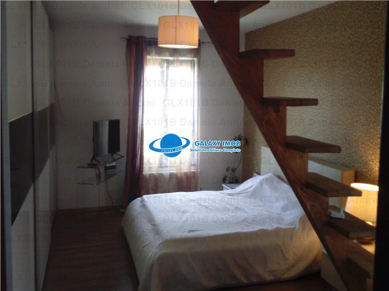 Vanzare Vila lux noua 2007,curte de 500mp,Bucuresti,Pipera 325000 Euro