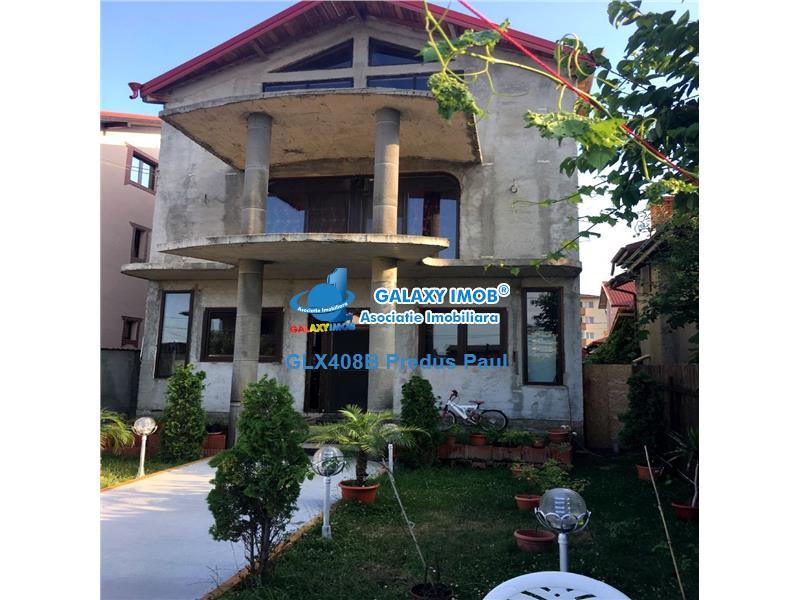 Vanzare vila P+E +M constructie 2016