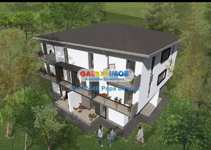 Vanzare vila unifamiliala,P+1+M,5 camere,Prelungirea Ghencea- Alunului