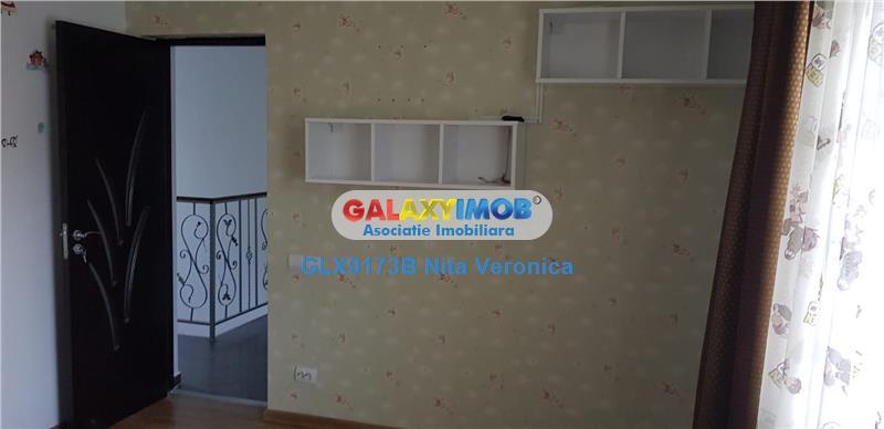 Vila 3 camere cu terasa in centrul Bragadirului