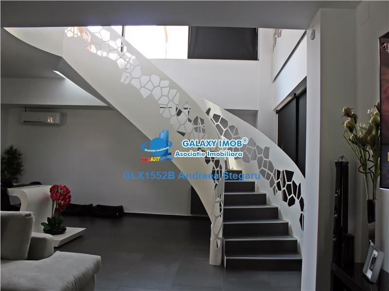 Vila deosebita cu 4 camere de vanzare in Chiajna