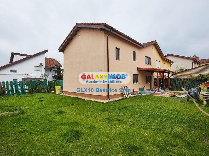 Vila eleganta impecabila in complex rezidential Soseaua Pipera