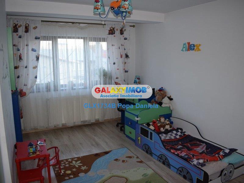 Vila individuala, D+P+1+M, 5 camere, garaj, Sos.Chitilei
