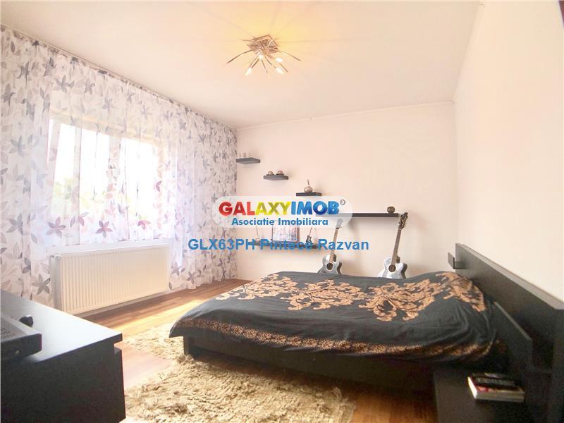 Vila moderna, 4 camere, P+1E, curte superba, langa parc Bucov