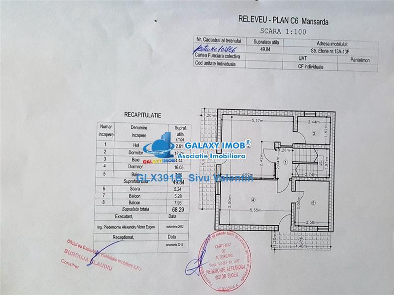 Vila P+M, Pantelimon-Sos.Cernica, complex circuit inchis, comision 0%