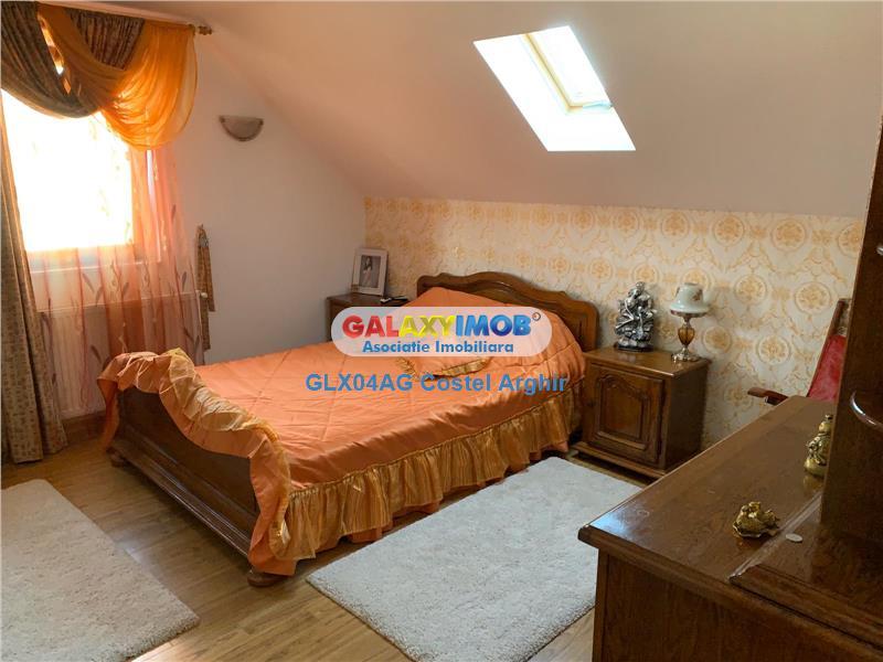 Vindem vila in Stefanesti , proprietate deosebita