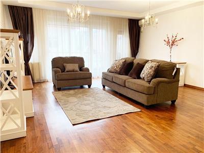 Inchiriere apartament 3 camere, 125mp, parcare, Herastrau