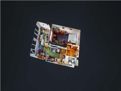 0% Comision Apartament  2 camere Poiana Brasov Tur Virtual 54mp