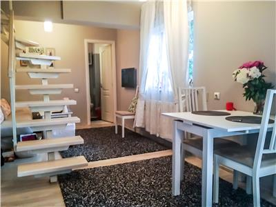 2 camere duplex brancoveanu-lamotesti mobilat lux-mansarda